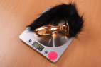 Anální kolík Cat Tail – váha