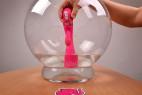 Vibrátor Raspberry Rabbit, s dvojitým silikonem – testujeme voděodolnost