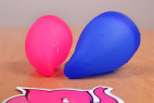 Menstruační kalíšky Fun Cup, Explore kit, na stole