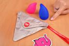 Menstruační kalíšky Fun Cup, Explore kit, pytlík