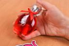 Parfém Obsessive Sexy – focení v ruce v prodejně Růžový Slon Havířov