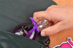 Parfém Obsessive Fun – lahvička uvnitř tašky