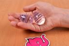 Vajíčka Pure Glass - fotíme vajíčka v ruke