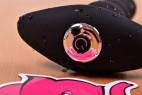 Anální kuličky Vibro Bubbles detail spodní části se zapínáním