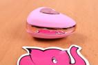 Bezdrátové vibrační vajíčko Pink Love,  ovladač