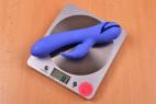 Rotační vibrátor Dream Bunny, na váze