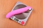 Vibe Therapy KamaSutra silikónový vibrátor, na váhe s batériami