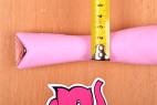 Silikonový vibrátor Pink Lover, průměr střední části
