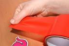 Bondážna páska Rouge - odbaľovania pásky