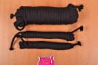 Bondážní lano Soft Touch – focení v prodejně Růžový Slon Havířov
