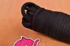 Bondážní lano Soft Touch – detail svázaného lana