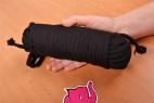 Bondážní lano Soft Touch – focení delšího lana v ruce