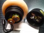 Vibrátor gélový Toy4Fun 21cm