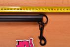 Rozpěrná tyč Metallic Bar – měříme velikost zapínání