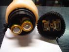 Vibrátor gélový Toy4Fun 20 * 4 cm