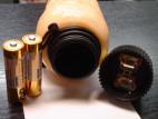 Vibrátor gelový Toy4Fun 23*5 cm