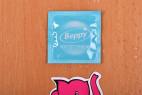 Beppy kondomy – starší modré balení