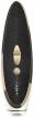 Satisfyer Luxury Haute Couture tlakový vibrátor, černý