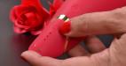 Womanizer Premium tlakový vibrátor, ovládání