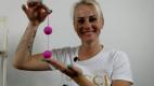 Venušiny kuličky Pinky Balls, Verča