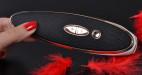 Satisfyer Luxury tlakový vibrátor, černý