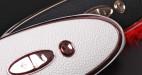 Satisfyer Luxury tlakový vibrátor, ovládání