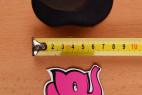 Fun Factory The Boss dildo s přísavkou (18 cm) – s metrem (přísavka)