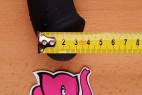 Fun Factory The Boss dildo s přísavkou (18 cm) – s metrem (žalud)