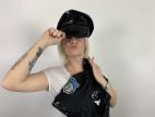 Obsessive kostým Sexy Police, Verča