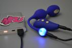 Elektro Venušiny kuličky Midnight Drive, nabíjení