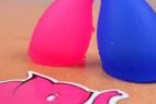 Menstruační kalíšky Fun Cup, Explore kit, detailní záběr
