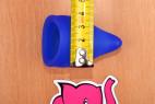 Menstruační kalíšky Fun Cup, Explore kit, rozměry