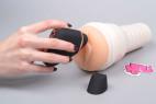 Satisfyer Love Triangle tlakový vibrátor, umělá vagina