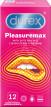 Durex Pleasuremax – vroubkované kondomy (12 ks)