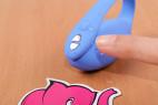 We-Vibe Jive bezdrátové vibrační vajíčko, nabíjení