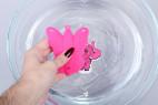 Vibrační motýlek Realov Lydia I, voděodolnost