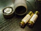 Análny kolík na masáž prostaty P-Wand, batérie