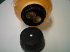 Vibrátor XXL plast  33*6 cm