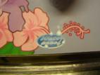 Vibrátor na klitoris Květinka 10*4 cm