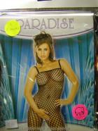 Prádlo ženy Catsuit SM (najmenšie) čierna