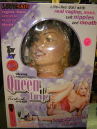 Nafukovací panna Queen