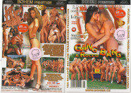 DVD Gang Bang a Rocco