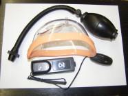 Vibrační pumpa na vagínu Vibro Sucker