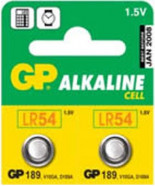 baterie LR54 GP189 1.5V