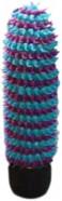 Vibrátor kaktus modrý 13 * 3 cm