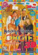 DVD Orgie starověkých lázní + 3D brýle