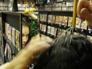 Drbátko - masáž hlavy