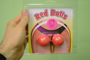 RED Balls venušiny kuličky latex