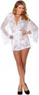 Kimono biele.