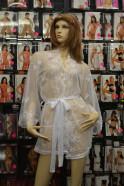 Kimono biele
